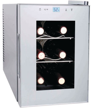 EdgeStar 6 Bottle Wine Cooler