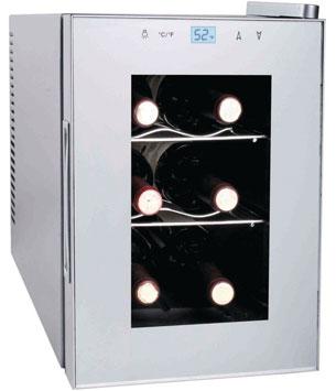 EdgeStar 6 Bottle Wine Cooler