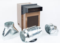 WhisperKOOL SC 6000i Ducting Kit